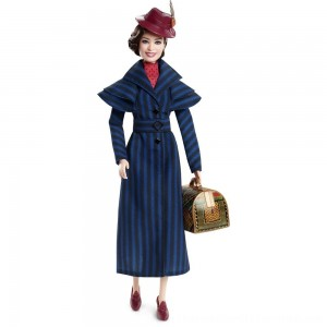 Black Friday 2020 | Barbie Collector Disney's Mary Poppins Returns: Mary Poppins Doll