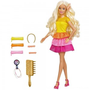 Black Friday 2020 | Barbie Ultimate Curls Doll and Playset