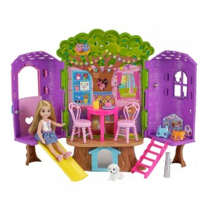 Black Friday 2020 | Barbie Chelsea Doll and Treehouse Playset