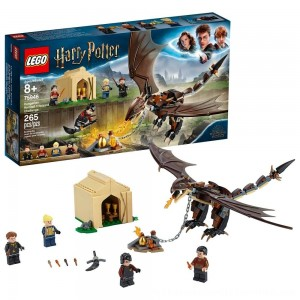 Black Friday 2020 | LEGO Harry Potter Hungarian Horntail Triwizard Challenge 75946 Toy Dragon Building Kit 265pc