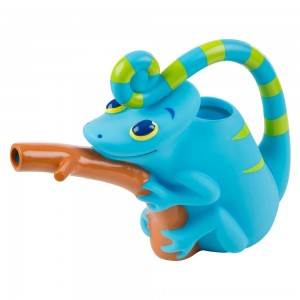 Black Friday 2020 | Melissa & Doug Sunny Patch Camo Chameleon Watering Can With Tail Handle and Branch-Shaped Spout