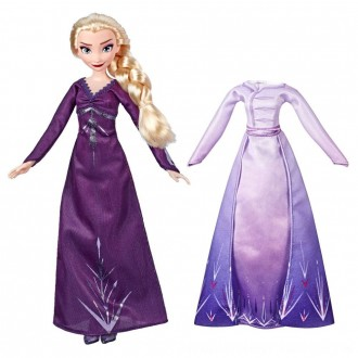Black Friday 2020 | Disney Frozen 2 Arendelle Fashions Elsa Fashion Doll With 2 Outfits