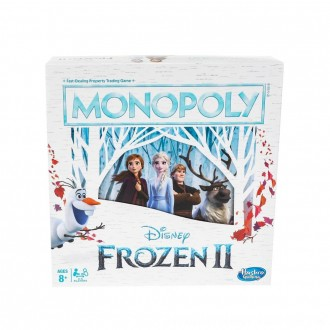 Black Friday 2020 | Monopoly Game: Disney Frozen 2 Edition Board Game