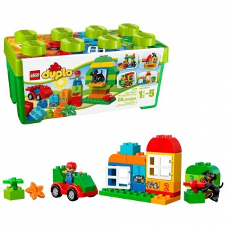 Black Friday 2020 | LEGO DUPLO My First All-in-One-Box-of-Fun 10572