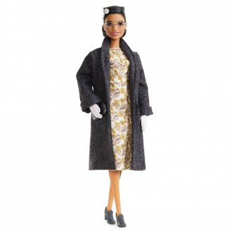 Black Friday 2020 | Barbie Signature Inspiring Women Series Rosa Parks Collector Doll