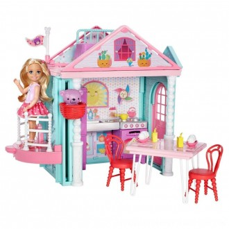 Black Friday 2020 | Barbie Club Chelsea Doll and Playhouse