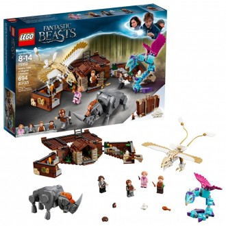 Black Friday 2020   LEGO Harry Potter Fantastic Beasts Newt's Case of Magical Creatures 75952