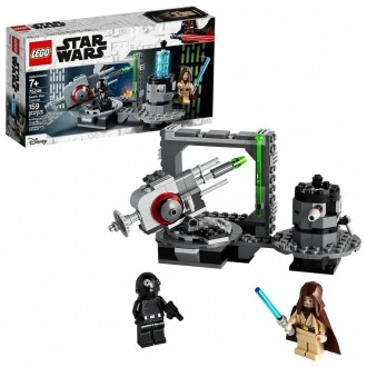Black Friday 2020 | LEGO Star Wars: A New Hope Death Star Cannon 75246 Advanced Building Kit with Death Star Droid