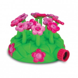 Black Friday 2020 | Melissa & Doug Sunny Patch Blossom Bright Sprinkler Toy With Hose Attachment, Kids Unisex