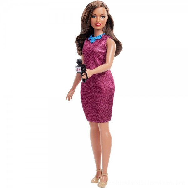 Black Friday 2020 | Barbie Careers 60th Anniversary News Anchor Doll