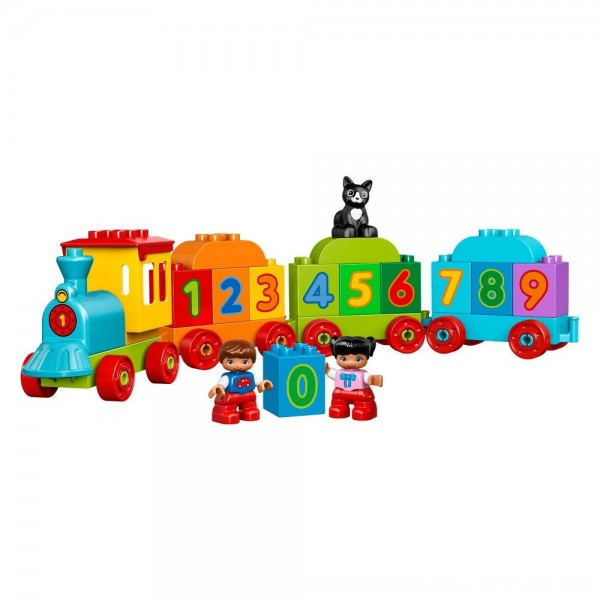 Black Friday 2020 | LEGO DUPLO My First Number Train 10847