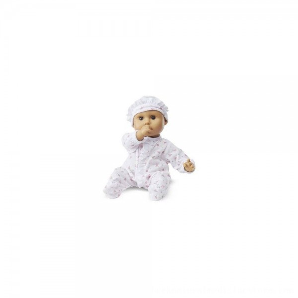 Black Friday 2020 | Melissa & Doug Mine to Love Mariana 12-Inch Poseable Baby Doll With Romper and Hat