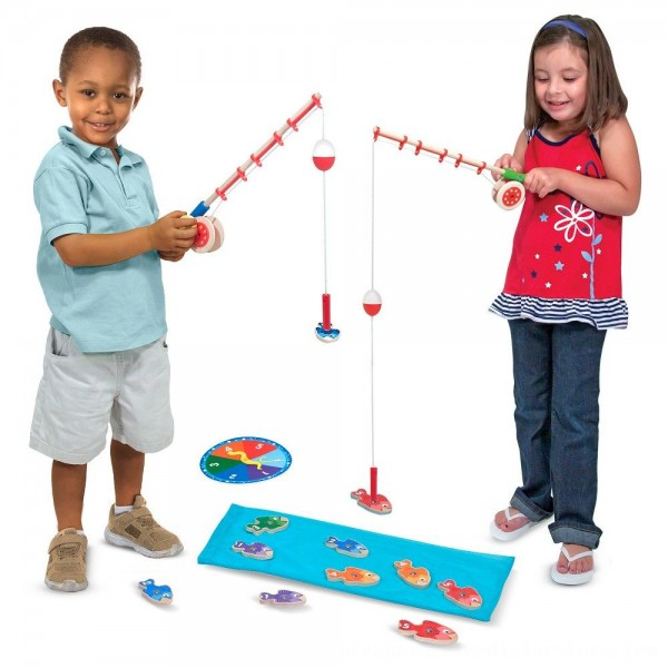 Black Friday 2020   Melissa & Doug Catch & Count Fishing Game